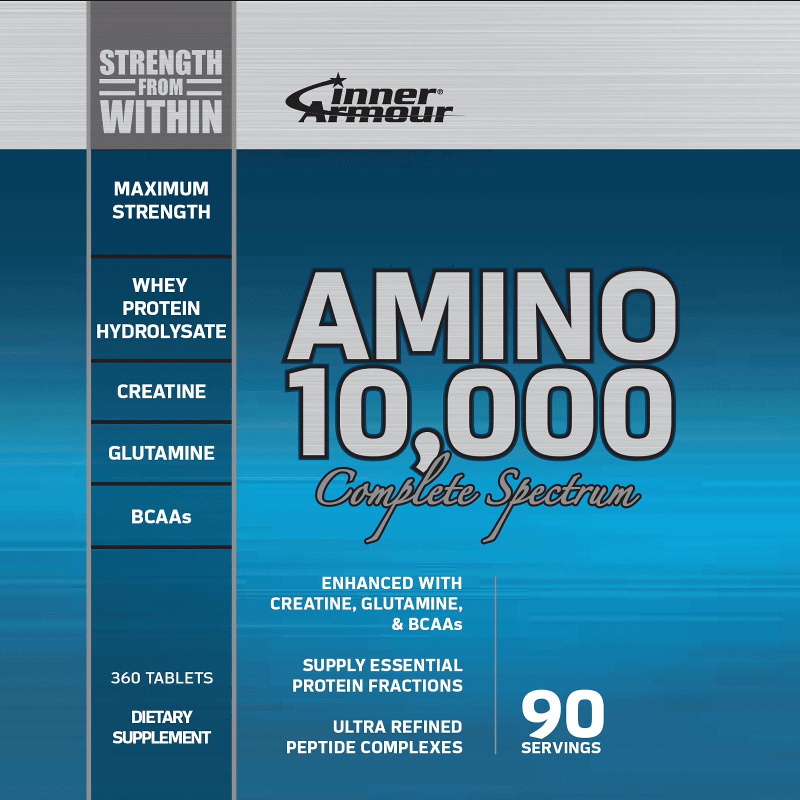 anabolic amino 10 000 side effects