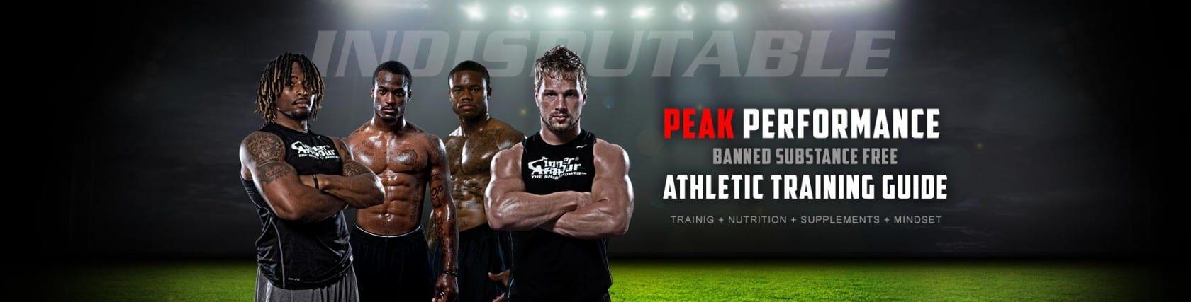 Peak Training at Inner Armour