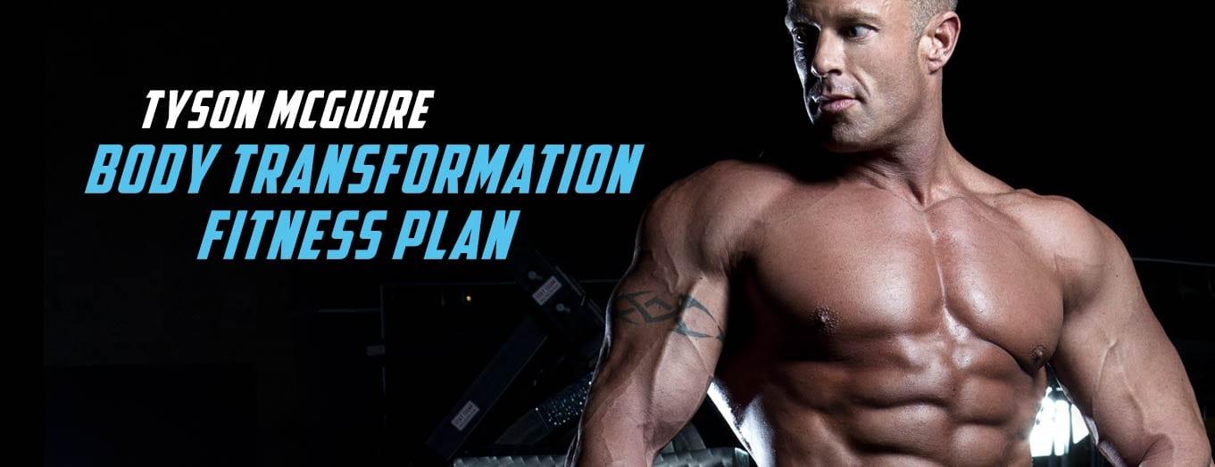 Tyson McGuire Fitness Plan