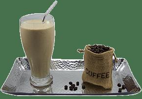 Organic Coffee Protein Shake