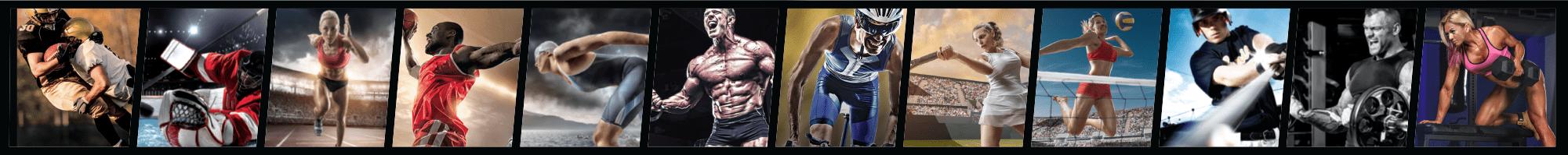 Athlete-Carosel